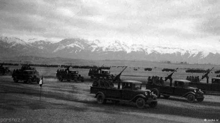 اوضاع ارتش ایران از دوران قاجار تا پهلوی +عکس