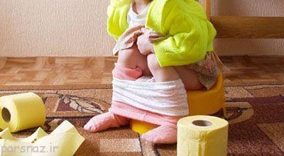 وقتی کودک دچار اسهال می شود