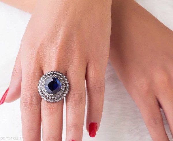 مدل های زیبای زیورالات و جواهرات از برند Carat Crush