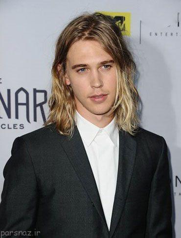 عکس مدل موی مردانه به سبک ستاره ها