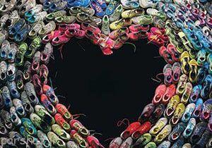 زشت ترین کفش عرضه شده در جهان