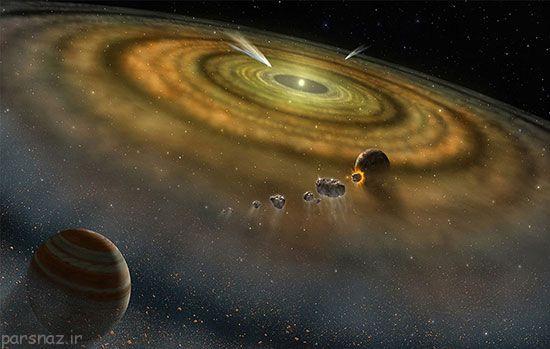 چگونگی اکتشاف سیاره ها در فضا