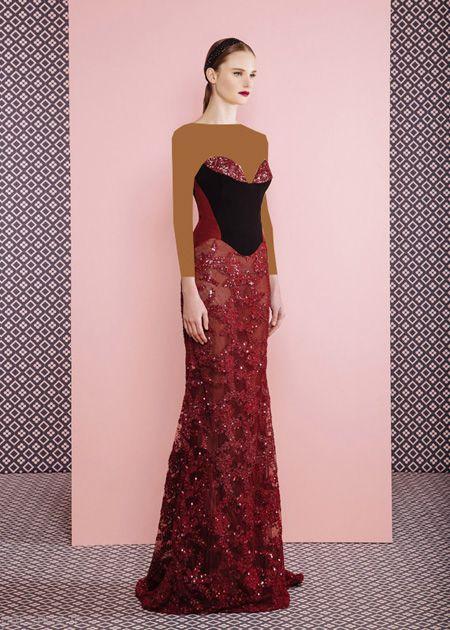 مدلهای بی نظیر لباس مجلسی GEORGES HOBEIKA