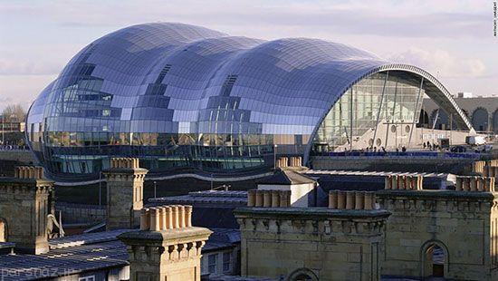 باشکوه ترین سالن های کنسرت دنیا
