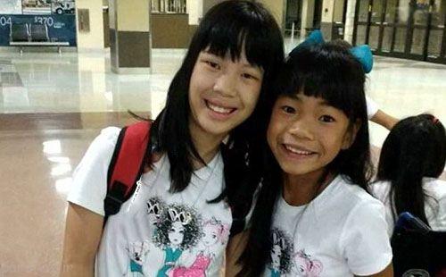 ماجرای جالب گم شدن این دو خواهر  عکس