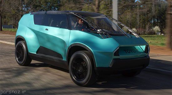 برترین خودروهای مفهومی با نگاهی به آینده