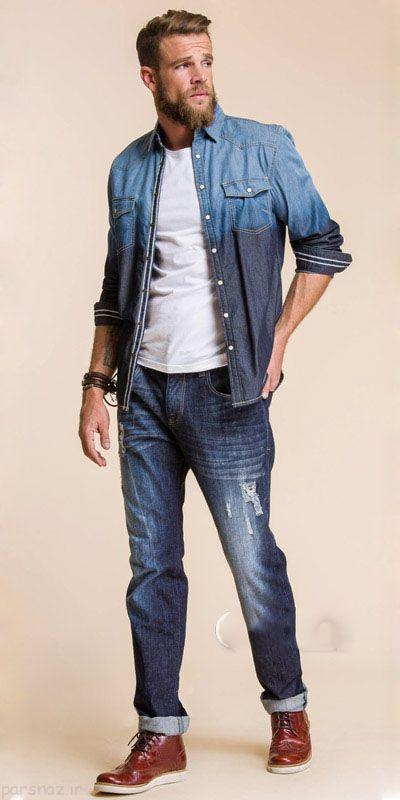 مدل های جدید لباس مردانه از برند Pacific Blue