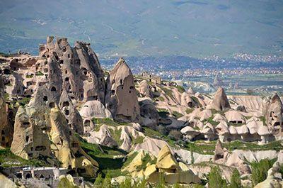 هتل جن و پریان در ترکیه را ببینید