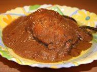 آموزش تهیه خورش فسنجان با گوشت اردک خوشمزه