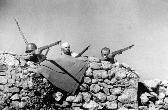 معروف ترین عکس خبری در اسپانیا که جهانی شد