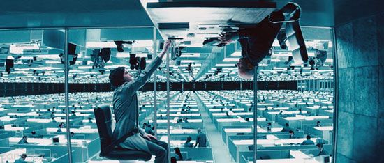 پروژه انتقال ذهن افراد در فیلم های مشهور