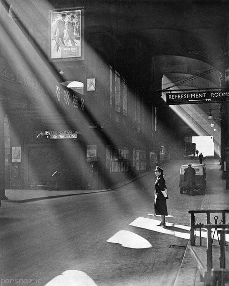 سفری به گذشته با تونل زمان عکس های قدیمی (3)
