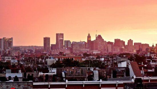 شهرهای جرم خیز و خطرناک آمریکا را بشناسید