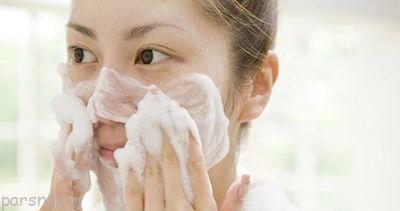 مواد شوینده و تاثیر روی پوست