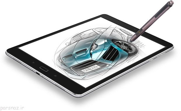 تبلت جدید ایسوس ZenPad 3S 10 رقیب آیپد