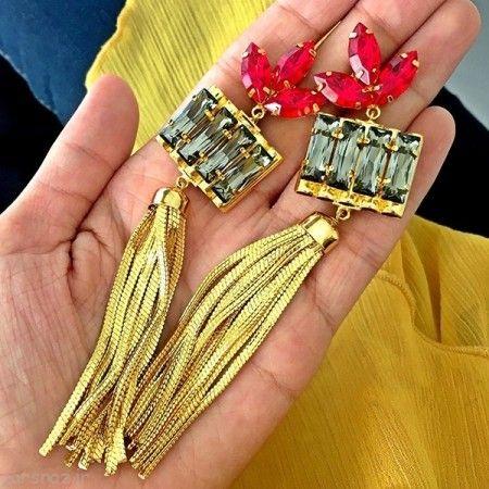 مدل های جدید طلا و جواهرات فشن ویژه پاییز