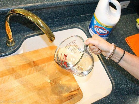 ظروف چوبی خود را جلا دهید