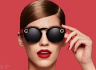 ثبت خاطره با عینک اسنپ چت