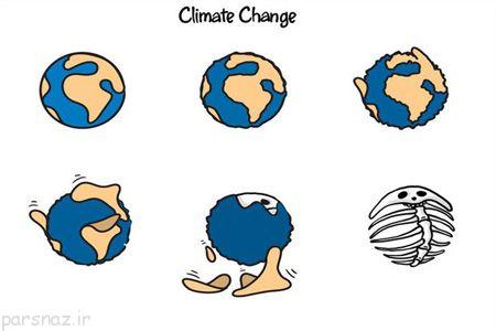 کاریکاتورهای بامعنا و جالب ویژه مهر ماه