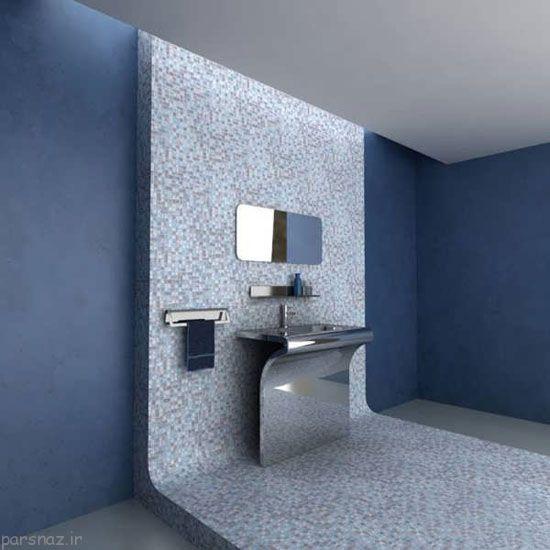 انواع مدل های سرویس بهداشتی جدید زیبا و لوکس