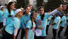 تصاویر جالب افتتاحیه المپیک ارامنه در تهران