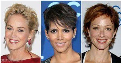 مدل های مو برای بانوان بیشتر از 50 سال