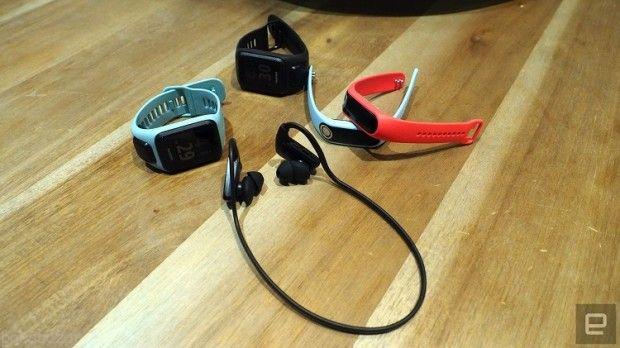 دستبند ورزشی TomTom و علایم حیاتی شما