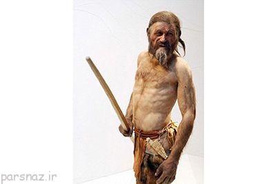 مرد یخی بعد از 5300 سال سکوت خود را شکست