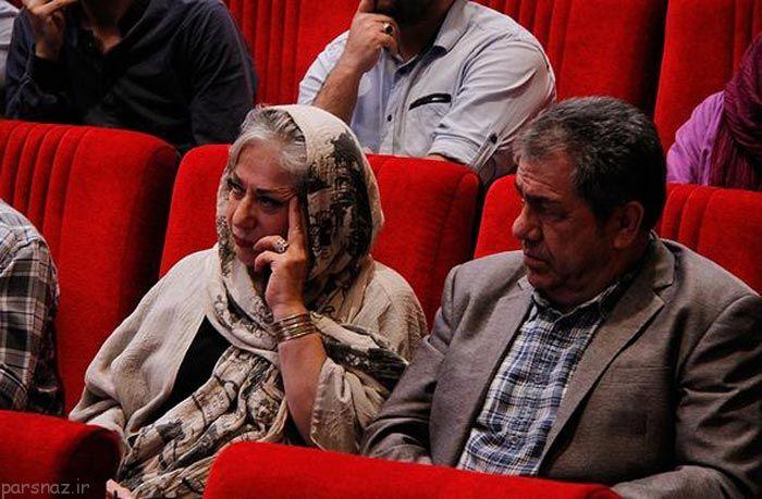 تصاویر بازیگران و اهالی سینما در جشن منتقدان