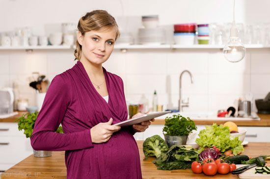 ویار صبحگاهی در مادران باردار