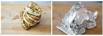 با هم فاهیتای مرغ خوشمزه درست کنیم