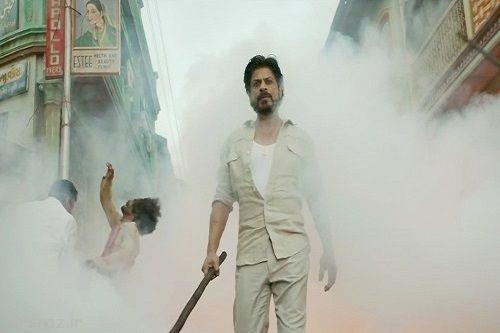 فیلم جدید شاهرخ خان با نام رییس