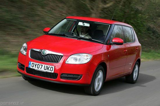 پرفروش ترین ماشین های بریتانیا را ببینید