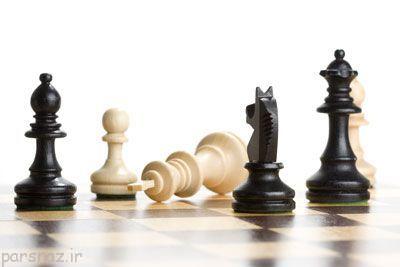 بازی شطرنج و پاسور و حکم علمای دین