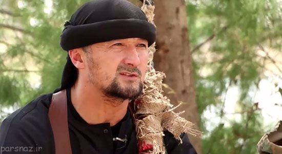 3 میلیون دلار جایزه برای حلیم اف فرمانده داعش