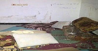 داعشی ها در این اتاق ها به زنان تجاوز می کردند