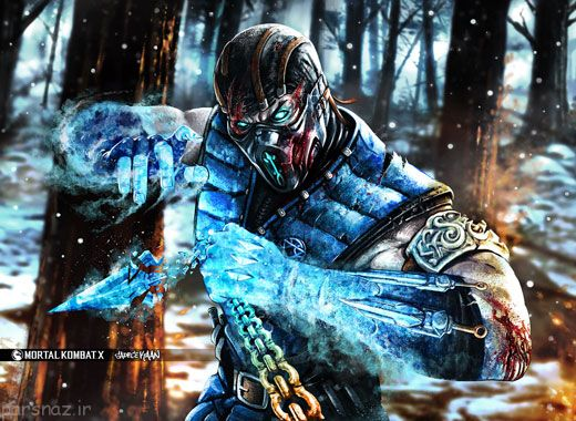 برترین شخصیت های مبارزه ای در بازی ها