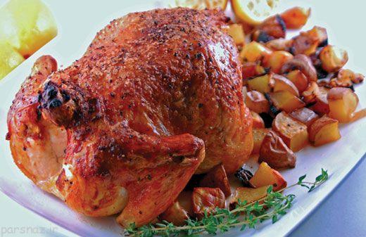 رابطه مصرف مرغ و بیماری در انسان