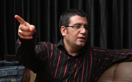 مصاحبه جالب با رضا رشیدپور مجری محبوب