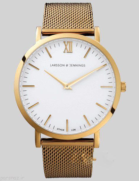 شیک ترین مدل ساعت مچی Larsson And Jennings