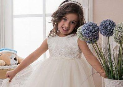 کلکسیون لباس عروس بچه گانه برند Elizabride