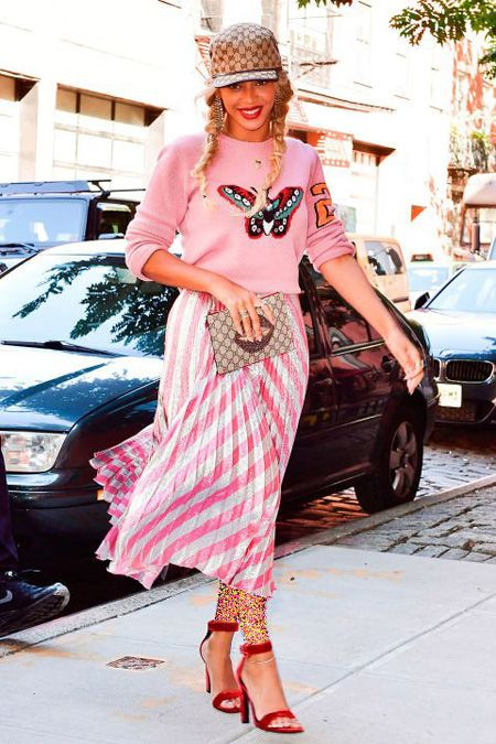 مدل های لباس برتر در هفته مد نیویورک