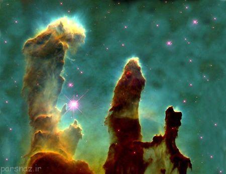 درباره نحوه تولد ستارگان بیشتر بدانید