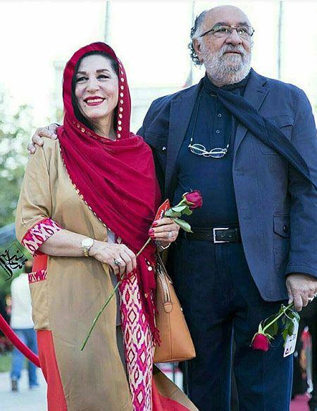 تصاویر بازیگران و افراد مشهور ایرانی و همسران