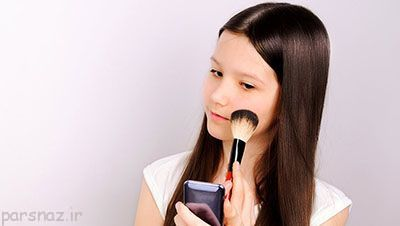 نکات زیبایی برای دختران نوجوان