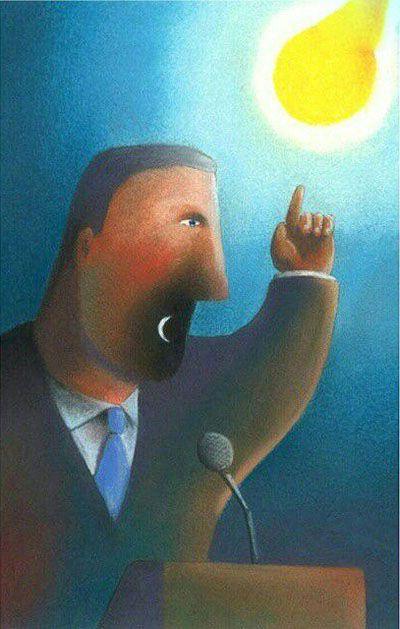 انواع کاریکاتورهای مفهومی و زیبا بامعنی آبان ماه