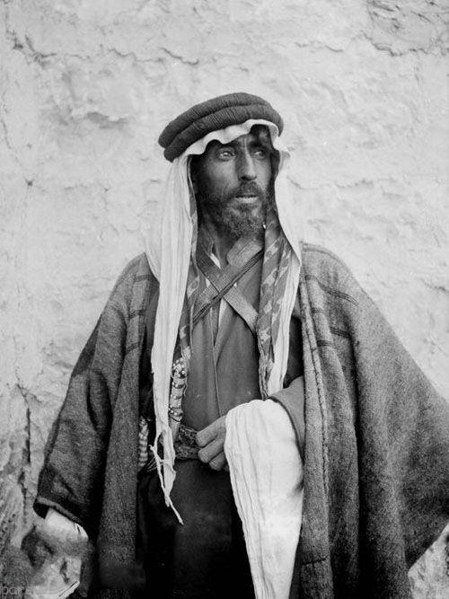 عکس های جالب از عرب ها در 118 سال قبل