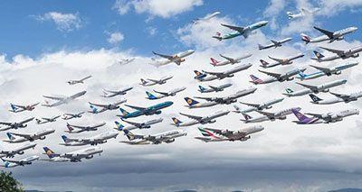 عکس های شگفت انگیز هوایی را ببینید