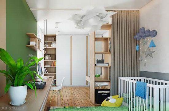 دکوراسیون مدرن را در این خانه ها ببینید
