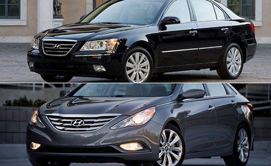 خودروهایی که یکباره ظاهرشان عوض شد